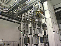 Stocker Amhs For Semiconductor Fab Products Clean