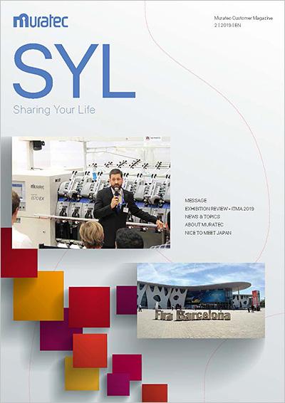Customer Magazine(客户杂志) SYL 2019 No.2
