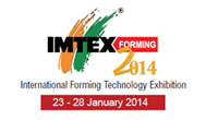 IMTEX2014 FORMING
