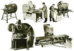 History Sheet Metal Machinery Muratec Murata Machinery